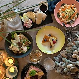 Restaurant bezorgen Alphen aan den rijn door Alfreds Restaurant